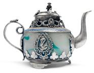 Tee mehrfach aufgießen