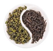Oolong Tee, Herstellung, Herkunft