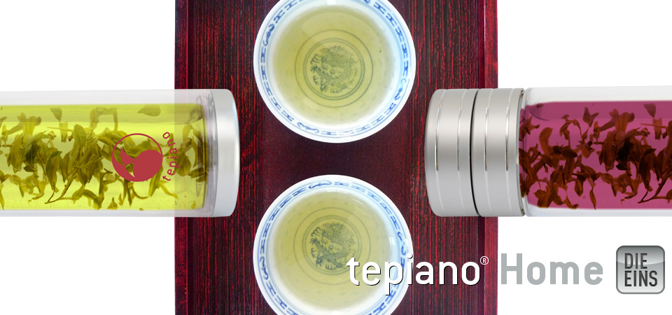 tepiano thermo-teeflasche Home Anwendung